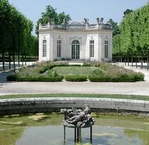 Yvelines Versailles Grand Trianon Jardins Pavillon Français