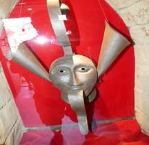 Justice Masques d'infamie San Leo et San Marino