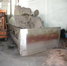 M 4 A 5 Sherman Tank Dozer Saumur