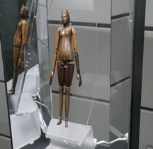 Vie Quotidienne Jeux Pupa Poupée Ivoire Mummia di Grottarossa Rome Palazzo Massimo