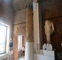 Rome Rione Campitelli Forums Impériaux 2 Forum Auguste Temple Mars Ultor Statuaire