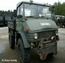 Unimog 404 SB Lkw 1,5 t