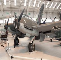 Messerschmitt Me 410 A 1U2  Cosford
