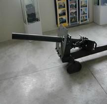Canon Anti Char 8.8 cm Raketenwerfer 43 Puppchen Saumur