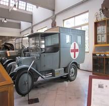 FIAT Tipo 2 Ambulanza 1910 Rome