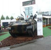 Dardo Mortier TDA 2R2M 120mm Eurosatory 2012