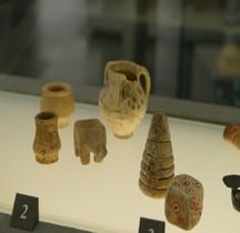 Iran Periode Seldjoukide X°siècle Suse Vie Quotienne Dinette Louvre