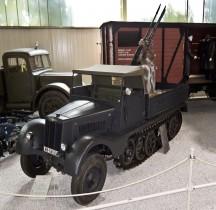 Sd.Kfz 11 Mittlerer Zugkraftwagen 3t Sinsheim