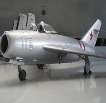 MiG 17 Fresco A Evergreen