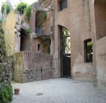 Rome Rione Sallustiano Horti Sallustiani