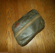 2e GM 1941 Verbandkasten Trousse de Secours Luftwaffe