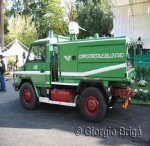 IVECO Magirus Scout L200 Autopompa corpo Forestale