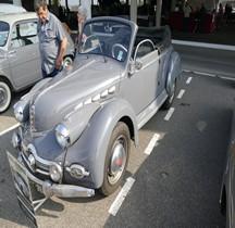 Panhard Dyna X cabriolet 1950 Palavas 2018