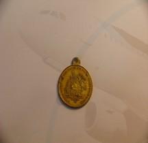 Napoléon III Medaille Naissance Prince Impérial
