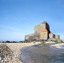Pas de Calais Ambleteuse Fort Vauban