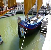 Marine Voile Cesenatico Bragozzo San Nicolo