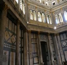 Florence Battistero di San Giovanni Battista Interieur
