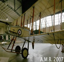 Vickers FB 5 Gunbus Hendon
