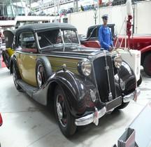 Horch 930 V8 1939  Coupé Cabriolet Bruxelles