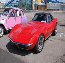 Chevrolet Corvette C3 1968 Stringray Palavas 2019