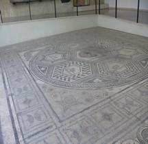 Mosaïque Rome France Vaison-Romaine Maison du Paon