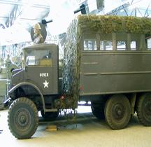 Chevrolt CMP  C60X, 3-ton, 6x6, Mobile Workshop O