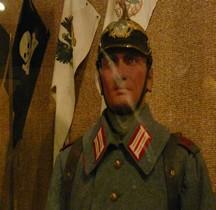 1914 Prusse 2. Garde-Regt. zu Fuß Salon