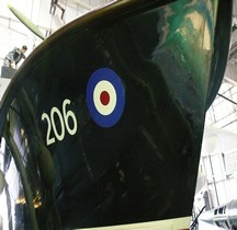 Sea Plane Tender RAF 206 Hendon