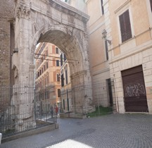 Rome Rione Esquilino Arc de Gallien