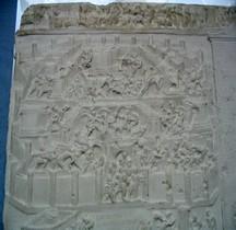 Marino Bovillae  Tabula Iliaca Capitolina Rome Museii Capitolini