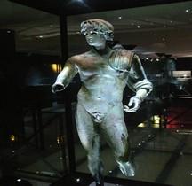 Statuaire Grèce Agde Ephèbe