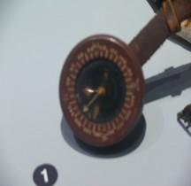 Compass Wrist Liquide Filled  1944 Bastogne