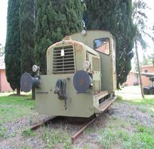 Locomotore Breda  Esercito Italiano(Années 50)