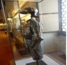 1515 Cuirasse de Julien de Medicis Duc de Nemours Bargello Florence