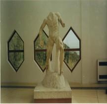 Statuaire Sperlonga Groupe Pasquino
