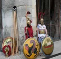 Hoplite Guerres  Mediques Nimes 2012