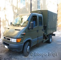 IVECO Daily C 15 CFS