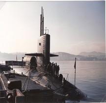 Sous Marin Nucléaire USS  L.Mendel Rivers SSN-686