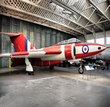 Gloster Javelin FAW 7 Duxford