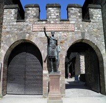 Limes Germanicus Reticus Bad Homburg vor der Höhe Fort de la Saalburg