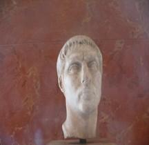 Statuaire 1 Empereurs 1. Marcellus Paris