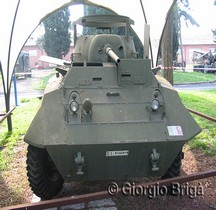 M8 Light Armored Car Greyhound Rome
