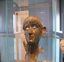 Rome.01 Homme Portrait Général ? Bronze Xanten