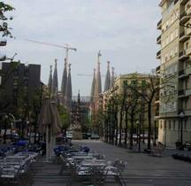 Cataluyna Barcelone Sagrada Familia