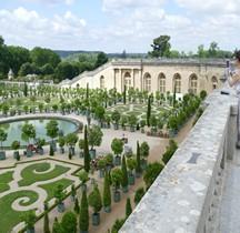 Yvelines Versailles Chateau Jardins Orangerie