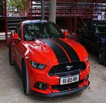 Ford Mustang VI MY 2018  Moteur Coyotte V8  St Gilles 2018