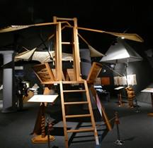 Leonardo da Vinci Ornithoptère  Florence Maquette