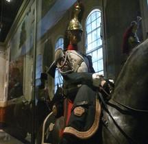 Garde Imperiale Cavalerie Régiment de Dragons de l'Impératrice Sapeur 1856 Paris