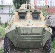 BTR 60 PB  Bucarest