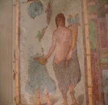 Aude Narbonne Clos de la Lombarde  Fresques